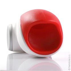 Stymulator FUN FACTORY COBRA libre, czerwony-biały
