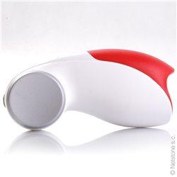 Stymulator FUN FACTORY COBRA libre, biało-czerwony