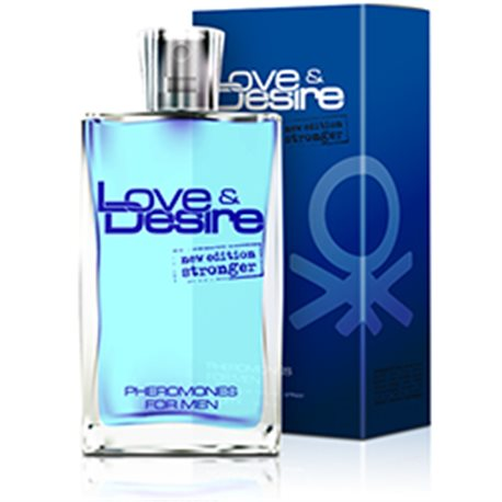 Love & Desire męskie - 50 ml