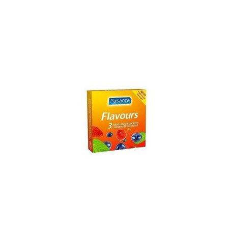 Flavours (1op./3szt.) wielosmakowe