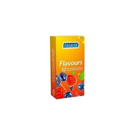 Flavours (1op./12szt.) wielosmakowe
