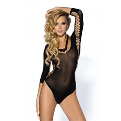 Anais Muriel Body Black L/XL
