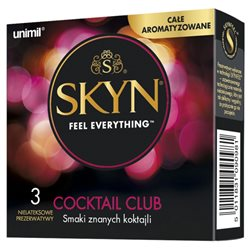SKYN Cocktail Club (1 op. / 3 szt.)