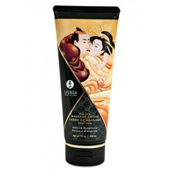 Shunga - Almond Sweetness Kissable Massage Cream 200 ml