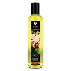 Shunga - Almond Sweetness Organic Massage Oil 250 ml