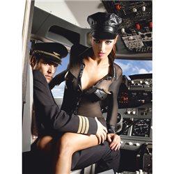 Przebranie Pani Pilot Baci - Pilot Set S/M