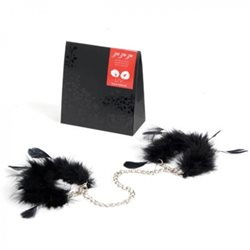 Bijoux Indiscrets - Za Za Zu Feather Handcuffs