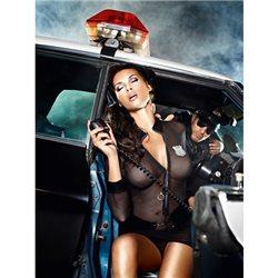 Przebranie policjantka - Baci Undercover Cop Set M/L