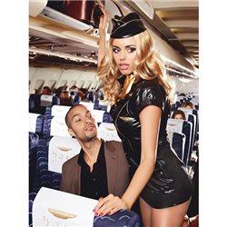 Przebranie stewardessy - Baci Sexy Stewardess M/L