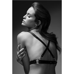 Bijoux Indiscrets - MAZE X Harness Black