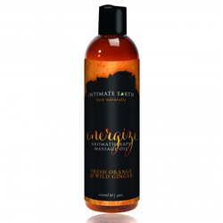 Intimate Earth - Energize Massage Oil 120 ml