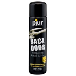 pjur Back Door Relaxing Anal Glide 100 ml