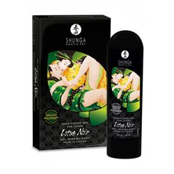 Shunga - Lotus Noir Cream for Lovers 60 ml