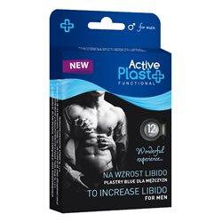 Active Plast Libido for Men 12 sztuk