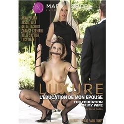DVD Dorcel - Luxure - The Education of my Wife