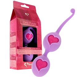 Feelz Toys - Kulki gejszy - Desi Love Balls Purple