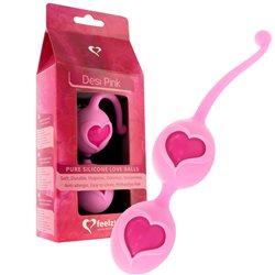 Feelz Toys - Kulki gejszy - Desi Love Balls Pink