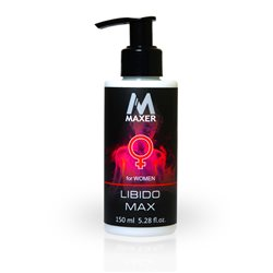 Maxer Libido 150 ml for women