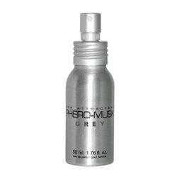 PHERO-MUSK GREY 50 ml for men