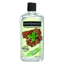 Intimate organics Lubrykant czekoladowo-miętowy 120ml