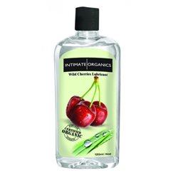 Intimate organics Lubrykant wiśniowy 120ml