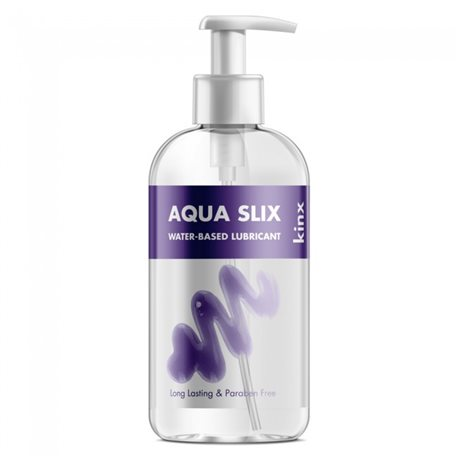 Aqua Slix Water based Lubricant 250 ml