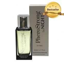 PheroStrong by Night for Men 50 ml - Feromony dla mężczyzn