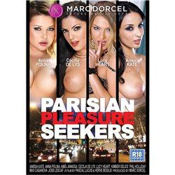DVD Dorcel - Parisian Pleasure Seekers