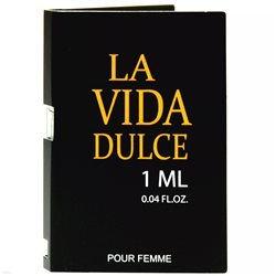 La Vida Dulce 1 ml for women