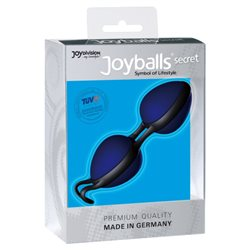 Joyballs Secret (niebieski/czerń)