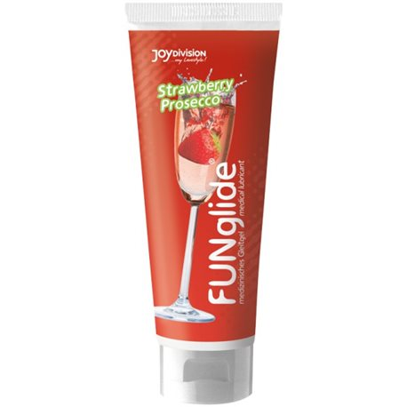 FUNglide Strawberry Prosecco 120ml