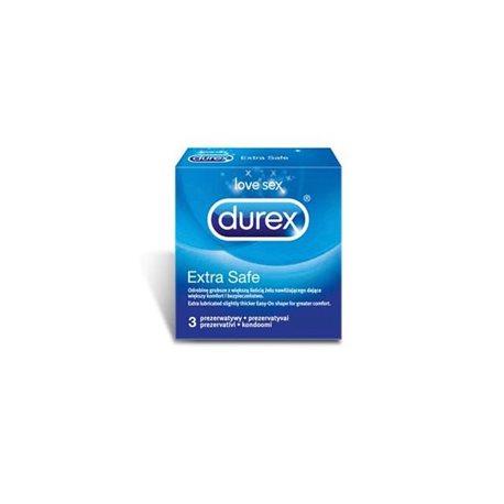Prezerwatywy Durex Extra Safe A3