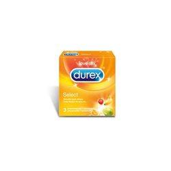 Prezerwatywy Durex Select A3