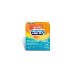 Prezerwatywy Durex Pleasuremax Tingling A3
