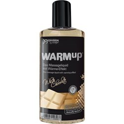 WARMup White Chocolate 150 ml