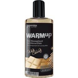 WARMup White Chocolate 150 ml