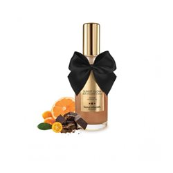 SUNSET GLOW - Dark Chocolate Shimmer Oil