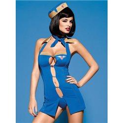 Obsessive Air hostess kostium L/XL