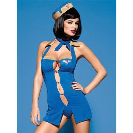 Air hostess kostium L/XL