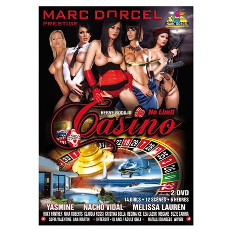 DVD - Casino no limit
