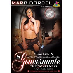 DVD - The Governess