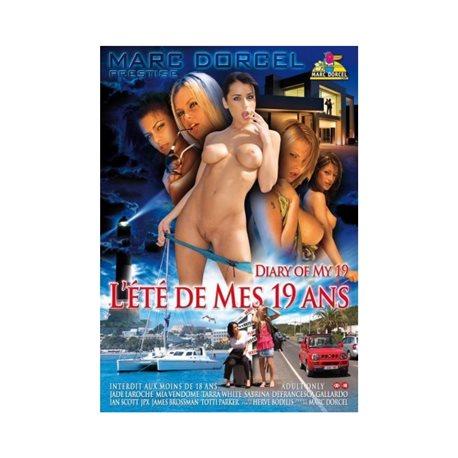 DVD - Diary of my 19