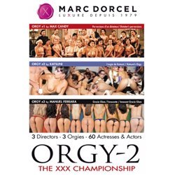DVD - Orgy the XXX championship 2