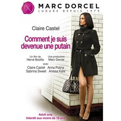 Marc Dorcel DVD - Claire Castel: How I became a whore
