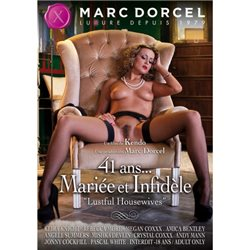 Marc Dorcel DVD - Lustful housewives