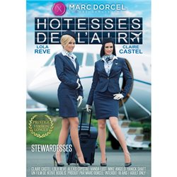 Marc Dorcel DVD - Stewardesses