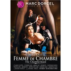 Marc Dorcel DVD - Claire Castel, the chambermaid