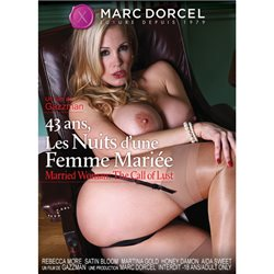 Marc Dorcel DVD - Married woman: the call of lust