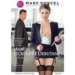 Marc Dorcel DVD - Manon, rookie secretary