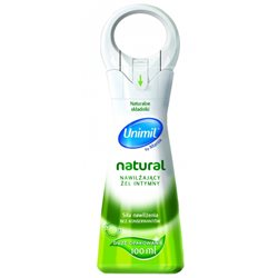 UNIMIL: Natural żel intymny 100ml